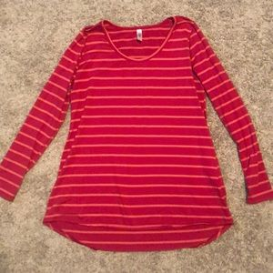 Lularoe long sleeve shirt